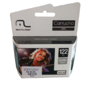 Cartucho HP 122 Preto Multilaser